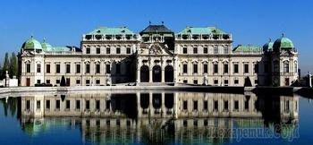 Вена 9. Восхитительный дворец Бельведер