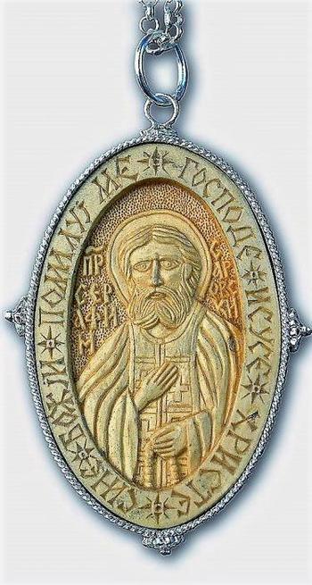 Иконка нательная - символ веры, который всегда с собой