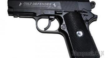 Пневматический пистолет Colt Defender от немецкого производителя Umarex