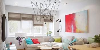 Как украсить комнату своими руками из подручных средств?