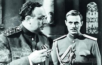 Кто стал прототипом главного героя советского телесериала «Адъютанта его превосходительства»