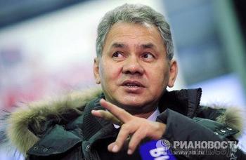 """Шойгу предложил создать в Сибири финансово-промышленную """"столицу"""""""