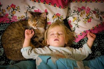 Что шепнуть ребенку на ушко, чтобы он спал безмятежно всю ночь?