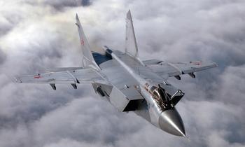 Максимальная скорость МиГ-31 – охотника за крылатыми ракетами