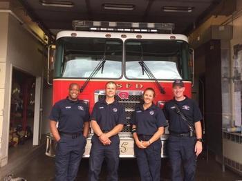Пожарные думали, что спасли щенков лабрадора, но оказалось напрасно