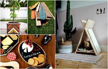 18 действительно полезных предметов для дома, которые можно смастерить своими руками