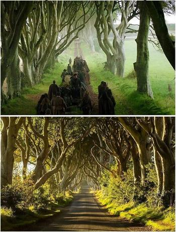 Локации планеты, которые стали популярны благодаря «Игре престолов»