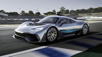 Mercedes-AMG One 2021: один из самых быстрых и комфортных гиперкаров