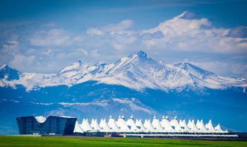 Аэропорт в Денвере: почему его считают самым загадочным