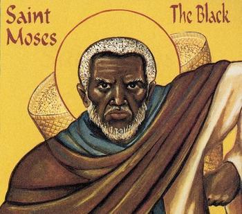 Моисей Мурин: из бандитов в преподобные