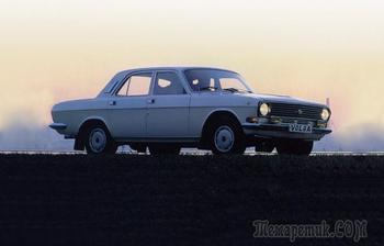 Зачем осовременивать ретро: как и для чего появился ГАЗ 24-10