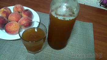 """Прохладительный напиток """"А-ля Квас"""" из цикория!"""