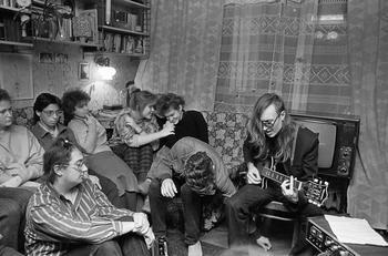 Как проходили квартирники в СССР