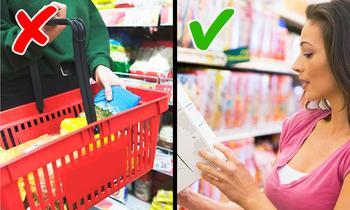Как отказаться от вредных продуктов, не мучая себя жесткими запретами