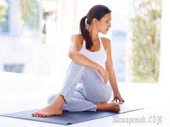 15 упражнений, результат которых вы увидите в зеркале
