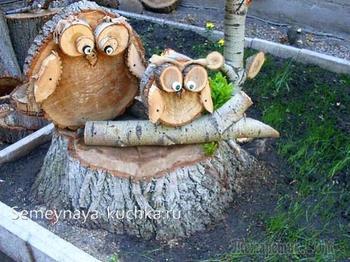 Поделки из дерева своими руками для начинающих