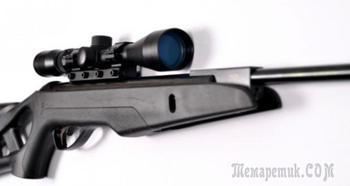 Пневматические винтовки Чайка для любительской стрельбы