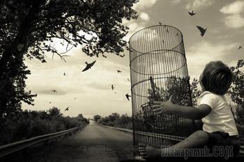 «Блуждающие сны» фотографа Анджелы Бэкон-Кидвелл