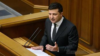 СМИ: к дому Зеленского стянули силовиков из-за протестов в Киеве