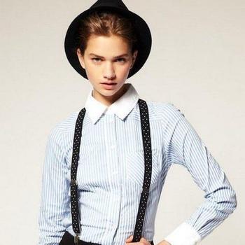 Мужской стиль в одежде женщины