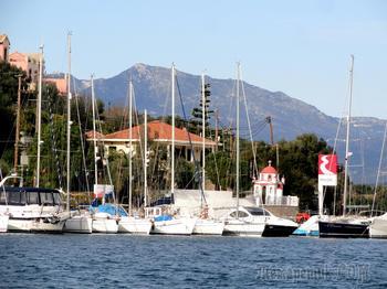 Новый год в Греции. Остров Меганиси