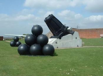 7 огромных артиллерийских орудий, которые не оправдали надежд своих создателей