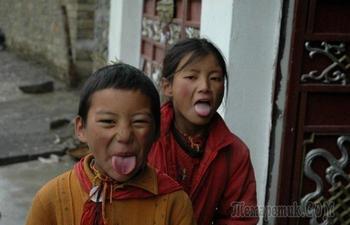 Приветствия бывают смешными и странными: как здороваются люди в разных странах