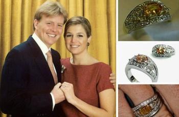 «Колечко, на память колечко…»: Как выглядят помолвочные кольца невест из королевских семейств