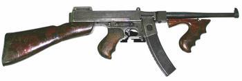 Пистолеты-пулемёты Китая