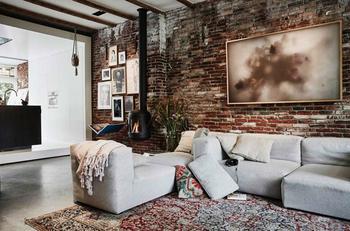 Интерьер дома нидерландского художника
