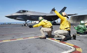 F-35 оказался голым: Секрет стелс-технологий раскрыт