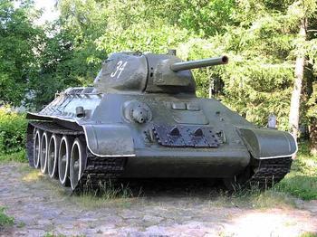 Самый первый танк в мире – мифы и реальность