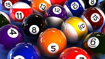 Выберите 3 шара, чтобы их сумма равнялась 30