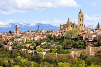 Где отдохнуть от Мадрида, если отъехать от него на несколько десятков километров