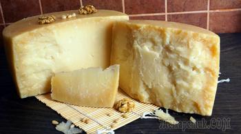 Рецепт Итальянского сыра Монтазио