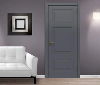 Стильная пара: двери и пол ─ выбираем удачное сочетание