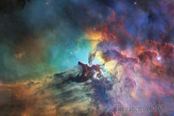 Космический календарь телескопа Хаббл 2018