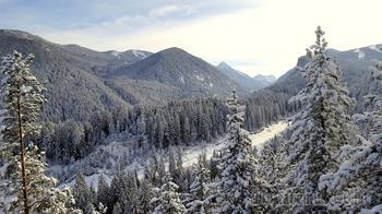 Горные курорты Болгарии 2. Банско - новая часть горнолыжного курорта №1 в нашей стране