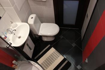 Ванная: лаконичный дизайн на 2,9 квадратных метрах