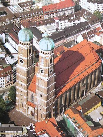 Баварская сказка 29. Церкви Мюнхена.