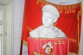 История пионера-героя Павлика Морозова