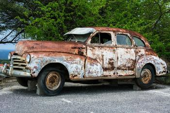 «Пятерка» причин избавиться от старого автомобиля, даже если он на ходу