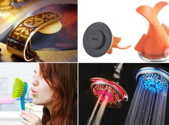 18 креативных аксессуаров для ванны и туалета