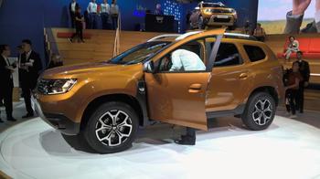 Сохранить и приумножить: первое знакомство с новой Dacia Duster