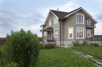 Приветливый дом в стиле Прованс в Подмосковье