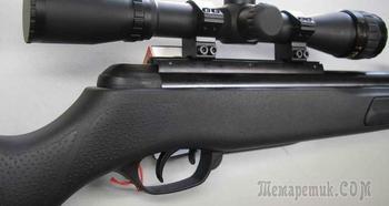 Обзор модельного ряда пневматических винтовок от компании Гамо