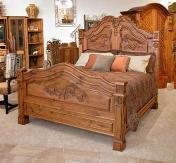 16 примеров красивой деревянной мебели, желанной в любом доме