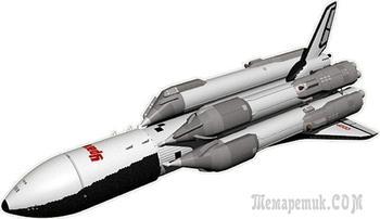 Космический крейсер и орбитальный бомбардировщик