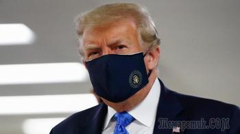 Белый дом на карантине: Трамп заразился коронавирусом
