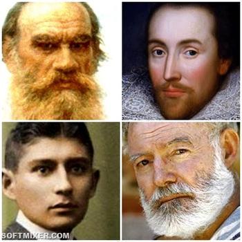 Неизвестные факты об известных писателях